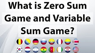 Difference in Zero Sum Game vs Variable Sum Game, जानिए International Relations के कुछ खास सिद्धांत