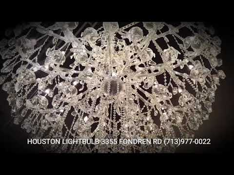 grand chandelier maria theresa by james moder youtube