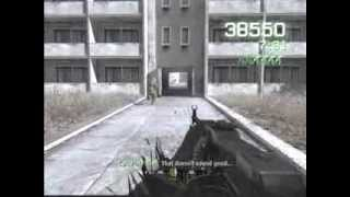 COD4 All Ghillied Up kill all enemies Veteran