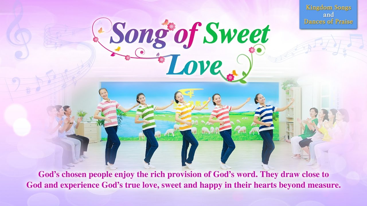Live in God's Love | Praise Dance