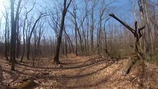 Moraine State Park 360 Trail Video