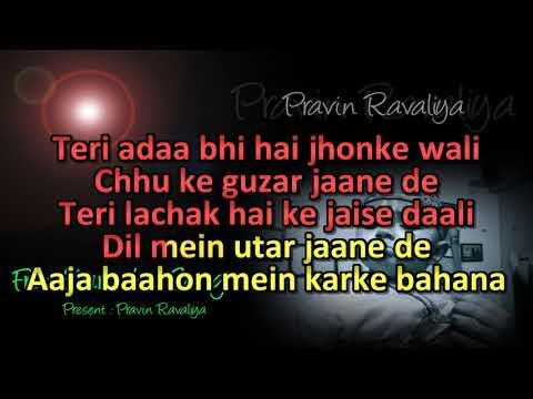 Chand Sifarish Song with Karaoke Lyrics | Fanaa Mp3