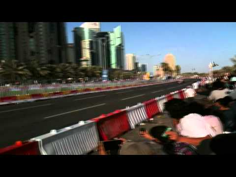 Shell's Formula One Show in Doha - Qatar