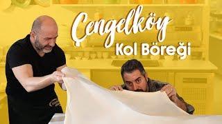 Turgay Başyayla ile Kol Böreği - Meşhur Çengelköy Börekçisi mi Zeynep Hanım'ın Böreği mi?