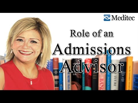 """""""The Role of an Admissions Advisor"""" with Advisor Jackie Oliver"""