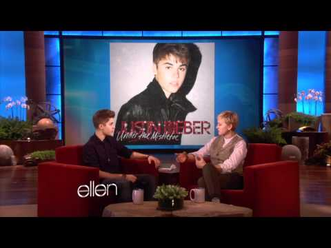Justin Bieber Talks About His New Album