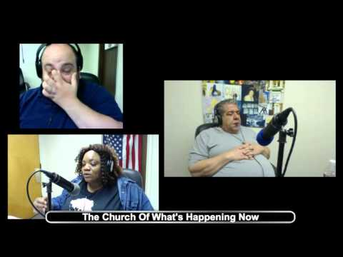 #185 - The Church Of What's Happening Now
