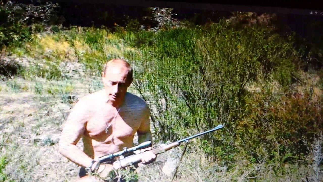 Obama Golfer In Chief VS Vladimir Putin Badass