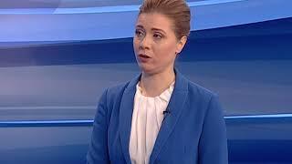 Смотреть видео Вести-интервью с директором Деминского лыжного марафона Александром Игнатьевым от 21.02.2018 онлайн