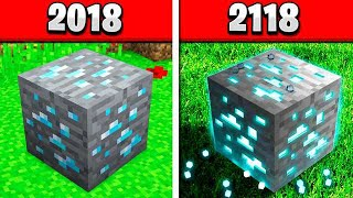MINECRAFT IN THE FUTURE (100 YEARS!)