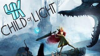 Child of Light - New Game+ Expert Full Game Walkthrough 4K