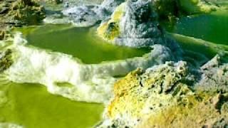 Danakil: Sulphur pools (2)
