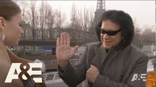 Gene Simmons: Family Jewels: Paris Photo Sessions: Montage | A&E