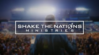 Nathan Morris - Shake The Nations - 2018 Ministry Overview