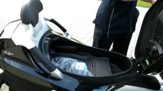 HC Anleitung Piaggio MP3 400 LT 2010 Roller schwarz 98/A