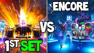 Why Marshmello's Encore Was DIFFERENT from the First!! Fortnite Map Changes, Concepts & More!