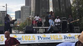 "Erica Dawson Exclusive - ""Before I Let Go/Get Right Back To My Baby"""