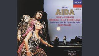 Verdi Aida Act 1 Alta Cagion V Aduna