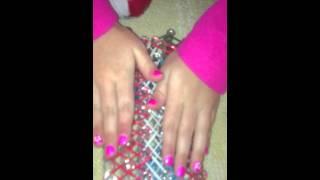 Christmas Rainbow Loom Part 5