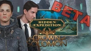 Hidden Expedition 7: The Crown of Solomon - Beta Survey Demo - Preview - Gameplay