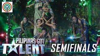 Pilipinas Got Talent Season 5 Live Semifinals: Sto. Tomas Bulilit Generation - Kid Acrobats