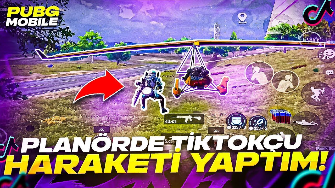 Download PLANÖRDE TİKTOKÇU HARAKETİ YAPTIM!!! TRE'DE İLK!! - PUBG Mobile