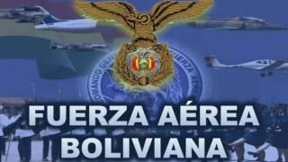 FUERZA AÉREA BOLIVIANA (Piloto de Caza)