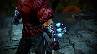 Path of Exile: Lightning Gloves Skin
