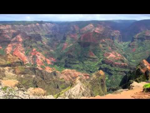 Waimea Canyon State Park USA HD