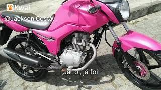 Moto Rosa. 2018