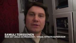 Iron Sky memories with Samuli Torssonen