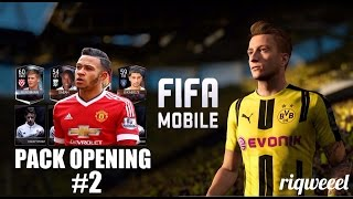 FIFA MOBILE | PACK OPENING #2