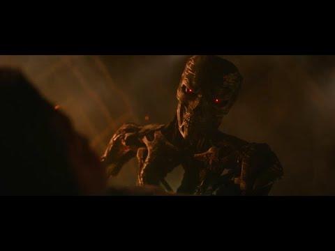 Финальный бой на дамбе. Часть-2.Победа добрых фемок. \ Терминатор: Тёмные судьбы Terminator:DarkFate
