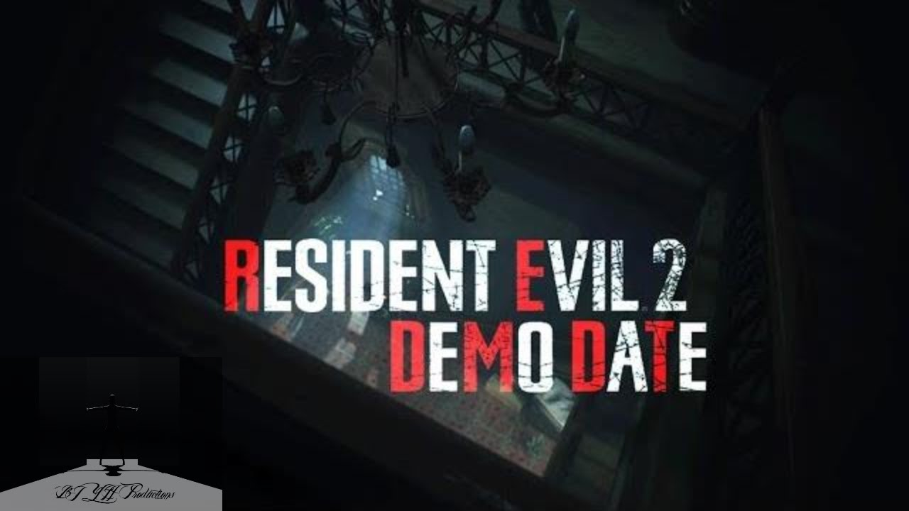 Resident Evil 2 Remake Demo Release Date Statistics Youtube