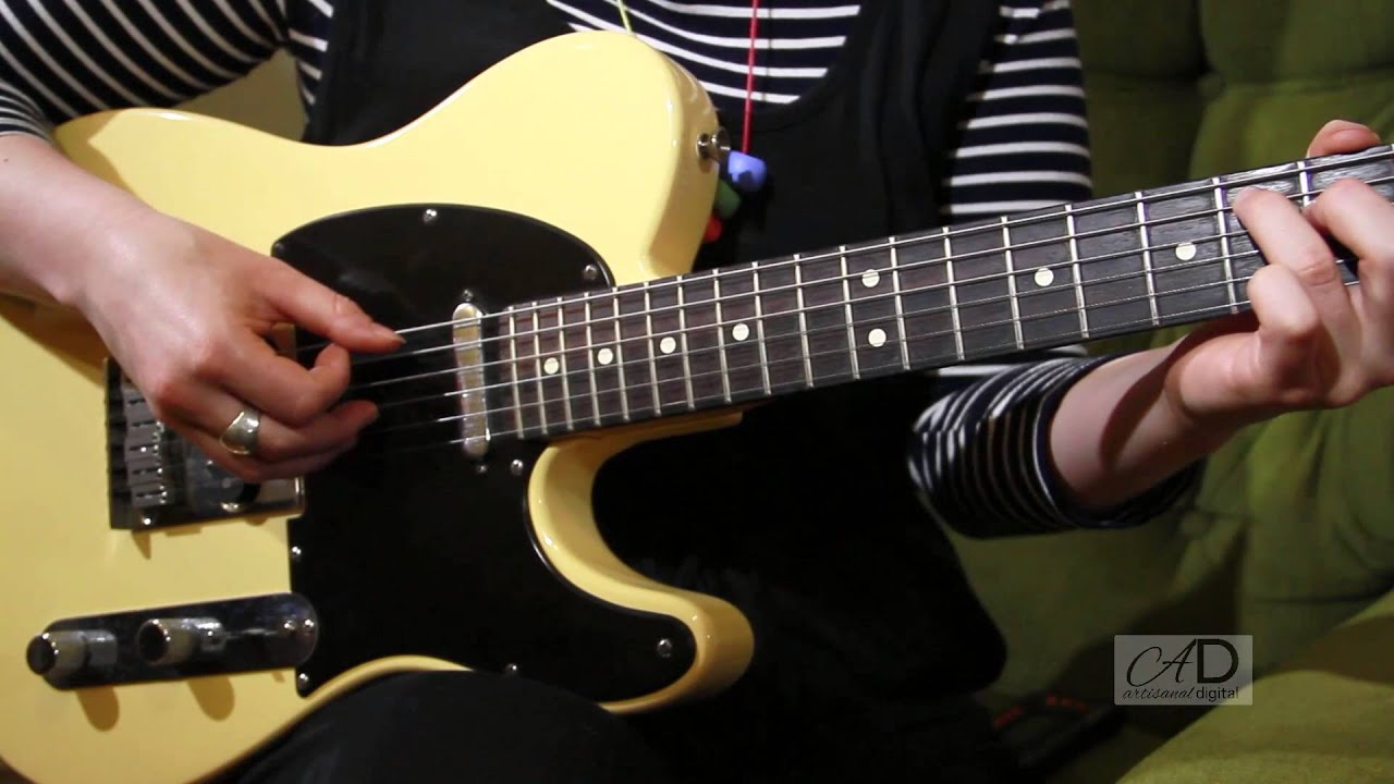 sound close up of electric guitar being played youtube. Black Bedroom Furniture Sets. Home Design Ideas