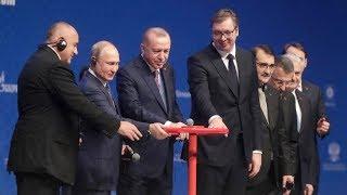 Путин: Россия и Турция демонстрируют пример дружеских отношений