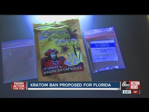 Florida Kratom Ban 2016 Review