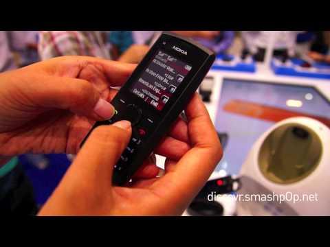 Nokia X1-01 Hands-On
