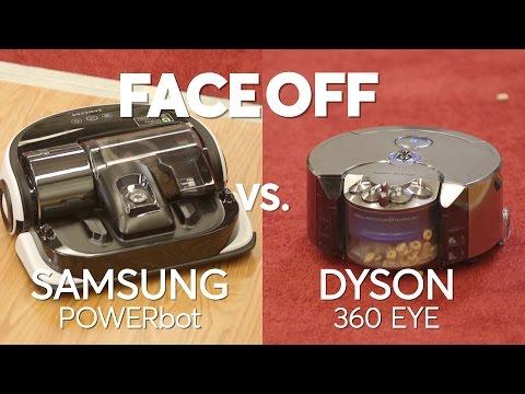 Dyson Vs. Samsung: Robotic Vacuum Faceoff | Consumer Reports
