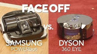 Dyson Vs. Samsung: Robotic Vacuum Faceoff | Consumer Reports