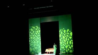 Nikos Spanatis Countertenor (Oberon) / Greek National Opera / Britten Midsummer Night's Dream 4 / 2010