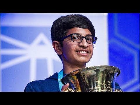 Texas Boy Wins National Spelling Bee