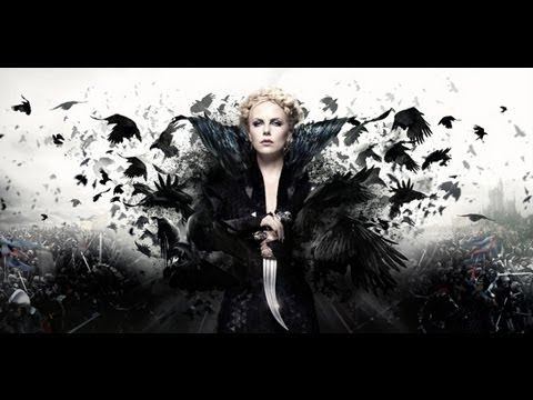 Snow White and the Huntsman trailers