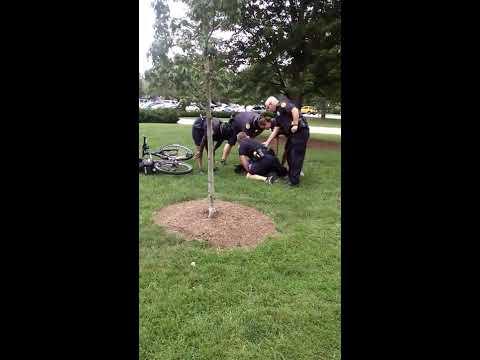 Purdue University Police Harrassment