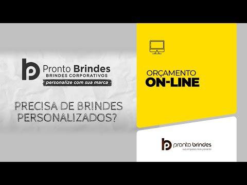 PRONTO BRINDES - BRINDES CORPORATIVOS PERSONALIZADOS