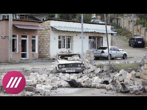 Что происходит в Нагорном Карабахе и вокруг него. Версии Армении и Азербайджана // Дождь
