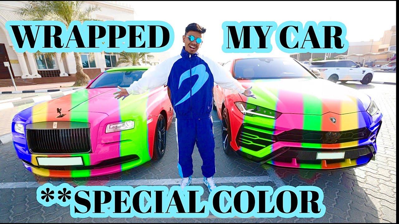 MY NEW CAR ARRIVED !!!