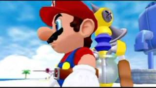 Super Mario Sunshine Walkthrough Part 1: The Beginning! (With Commentary)