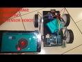 HOW TO MAKE G-SENSOR ROBOT CAR USING ARDUINO