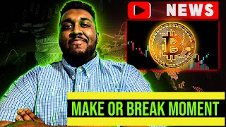 Live: Bitcoin Is Getting Rejected By Resistance | What Now? | Cryptocurrency Talk